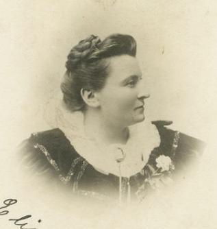 Portrett Elisabeth Edland