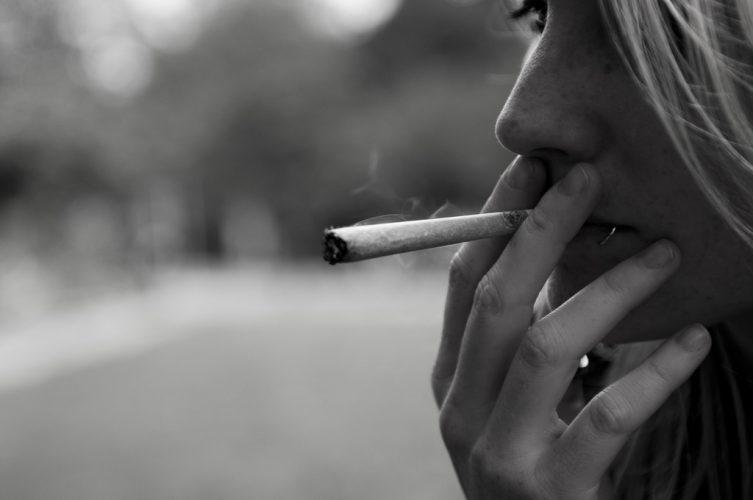 Én av syv av de som ble spurt oppga å ha brukt cannabis nylig.