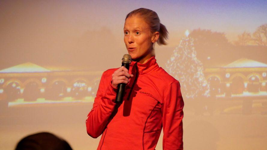 Førjulsglede_bilde Marthe Katrine Myhre, norsk mester på maraton_MOLDE