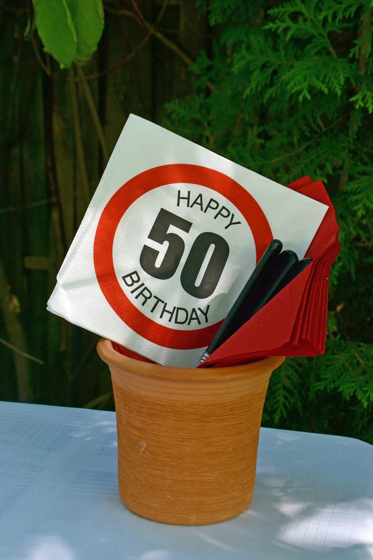50 års dag tips Tipsene til rund dag   50 årsdag 50 års dag tips