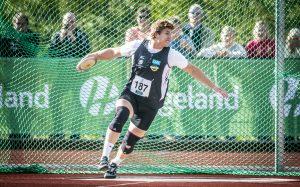 OL I 2020: Sven Martin Skagestad har allereie klart kravet til OL i 2020. Men først er det VM i London.