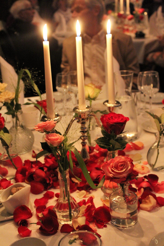Blomster på bordet Molde 2017