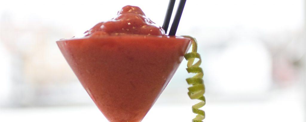 Jordbærdaiquiri