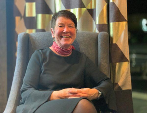 Prosjektleder i Eldre, alkohol og ensomhet, Helga Bognø