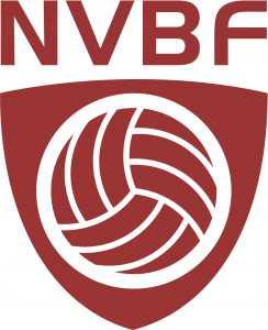 Norges volleyballforbunds logo